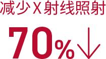 低被曝70%↓